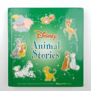 3/$20 DISNEY'S Animal Stories 1st Edition Book